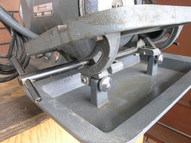 Wtb Bracket For Rockwell 23 501 6 Quot Tool Grinder