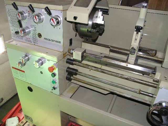 Asian lathe manufacturer cross reference